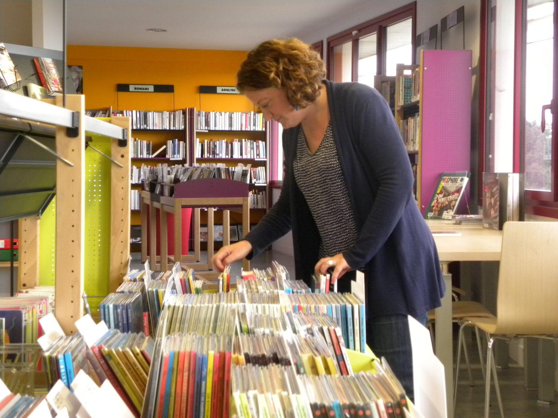 bibliothèque de Châtillon