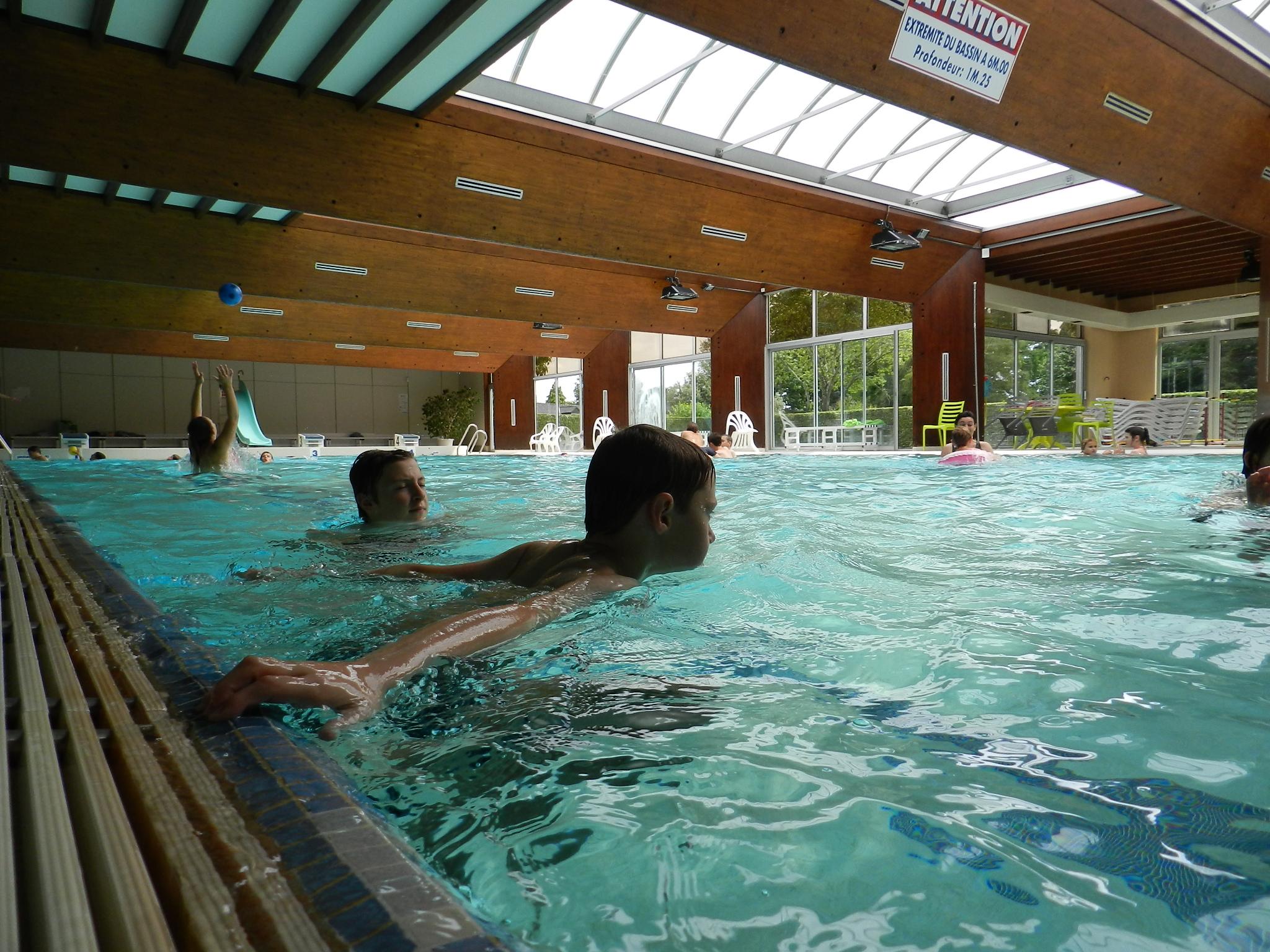 Cours de natation - Piscine de la guerche de bretagne ...