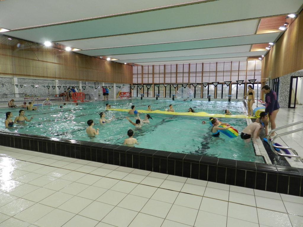 Jeux aquatiques Piscine du Bocage