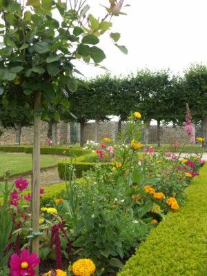 Les jardins des Rochers