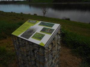 Sentier pédagogique - Base de Haute-Vilaine