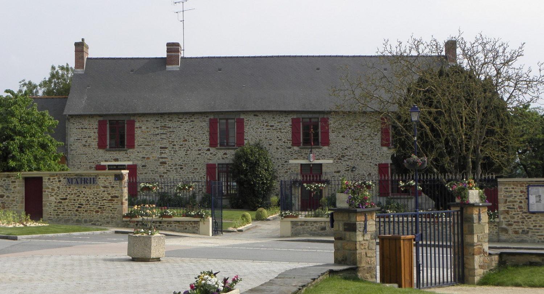 Mairie de Moutiers
