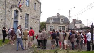 Archives de Vitré Visite conférence Lycée bertrand d'Argentré