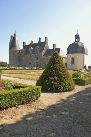 château et jardin des Rochers Sévigné