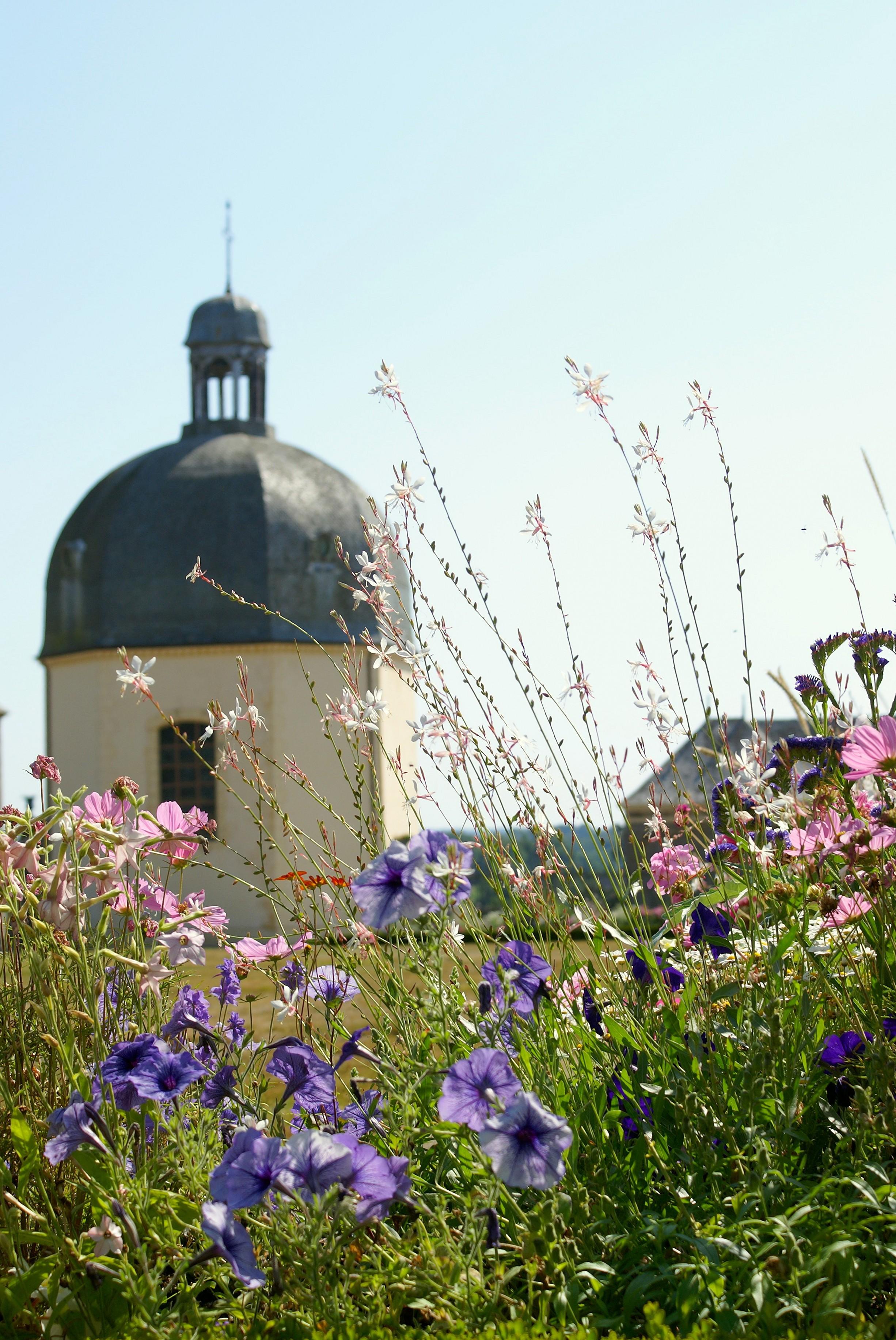 Chapelle du château des Rochers Sévigné
