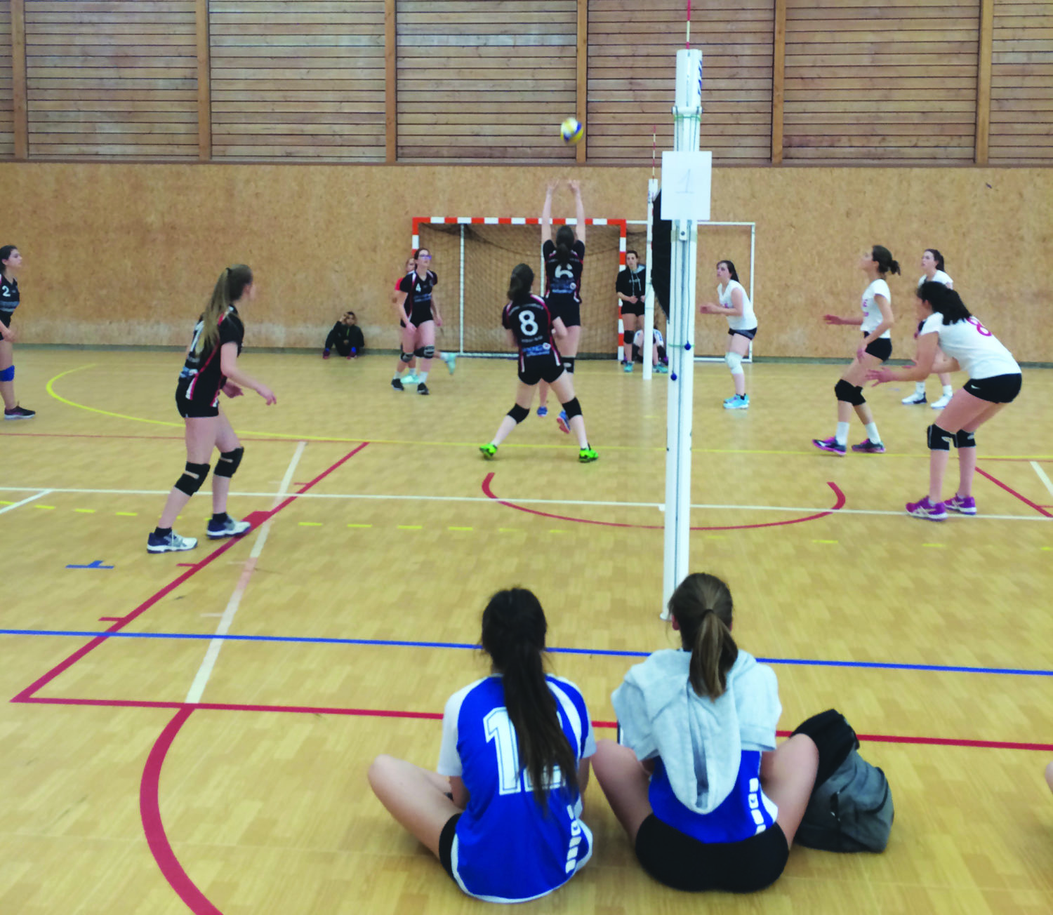 Open communautaire Volley