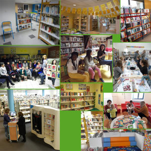 Les bibliothèques de Vitré Communauté