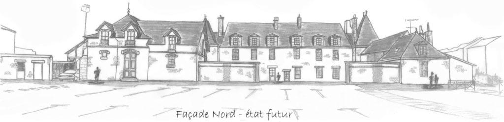 Projet de rénovation de Château Marie
