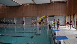 Ecole de sauvetage à Vitré