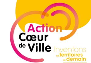 Logo action cœur de ville
