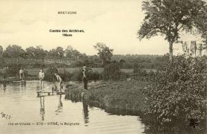 Baignade Vilaine