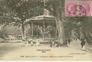 Jardin Du Parc - Kiosque