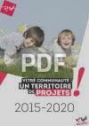Projet de territoire 2015-2020