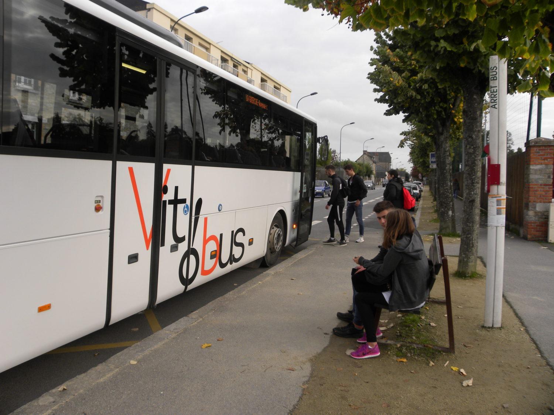 Transport urbain Vitré