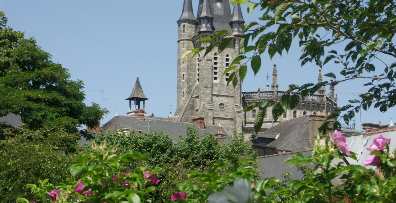 Vue Châteaubourg