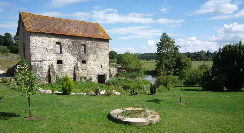 Vue St Aubin des Landes