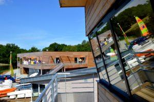 Base de loisirs de la Haute-Vilaine - Crédit Jocelyn Josso