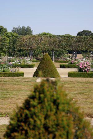 jardin des Rochers Sévigné