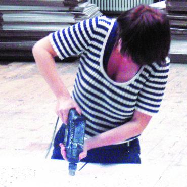 Dominique de Beir en action