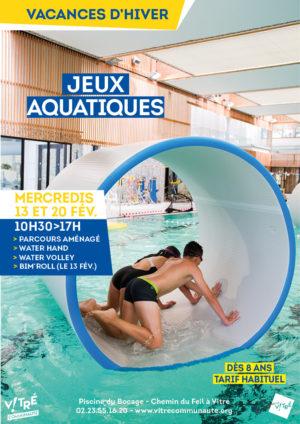 Jeux aquatiques février 2019
