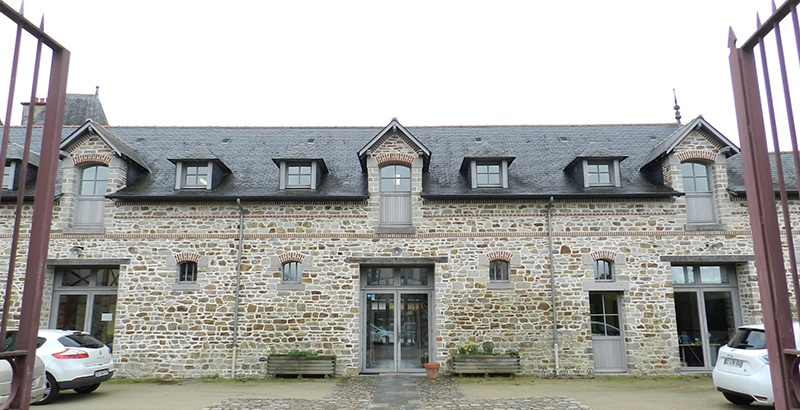 Château Marie façade Sud