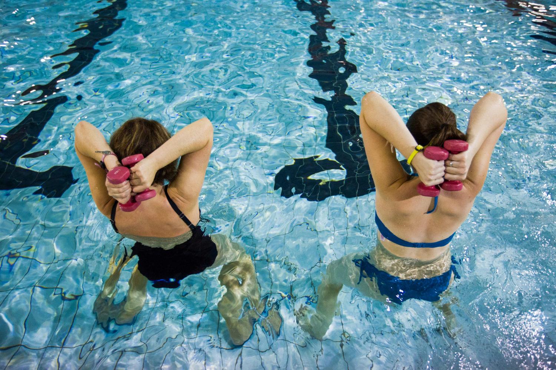 Les Actualites De La Piscine Du Bocage Activites Aquatiques