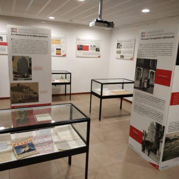 Exposition Seconde Guerre Mondiale - Archives