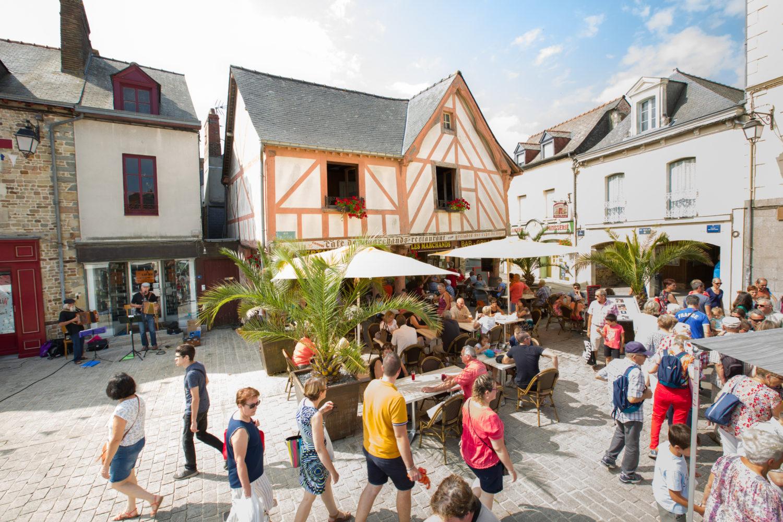 Les mardis de l'été La Guerche de Bretagne 24-07-2018 04_©Max Juillot