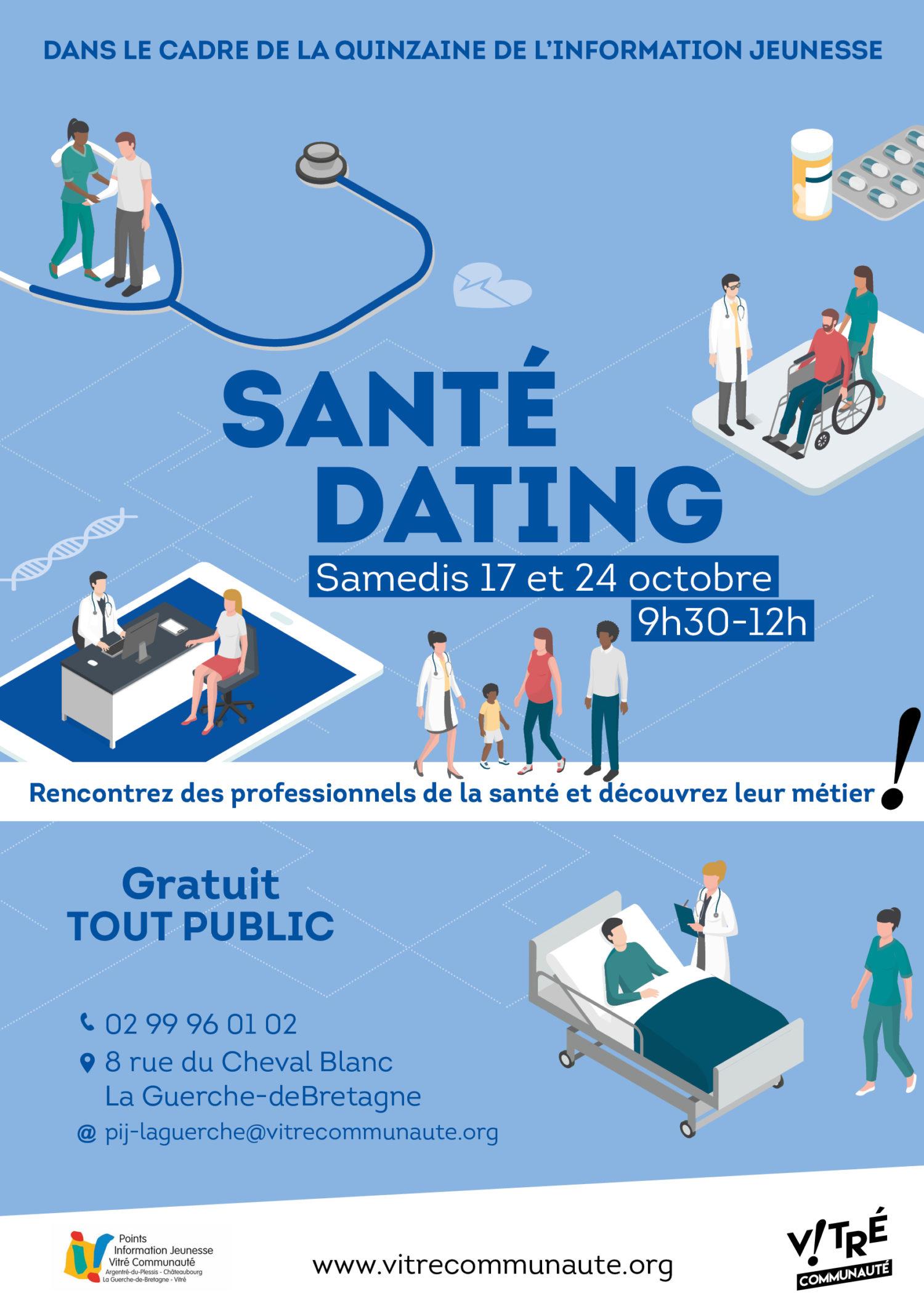 Santé Dating – La Guerche-de-Bretagne