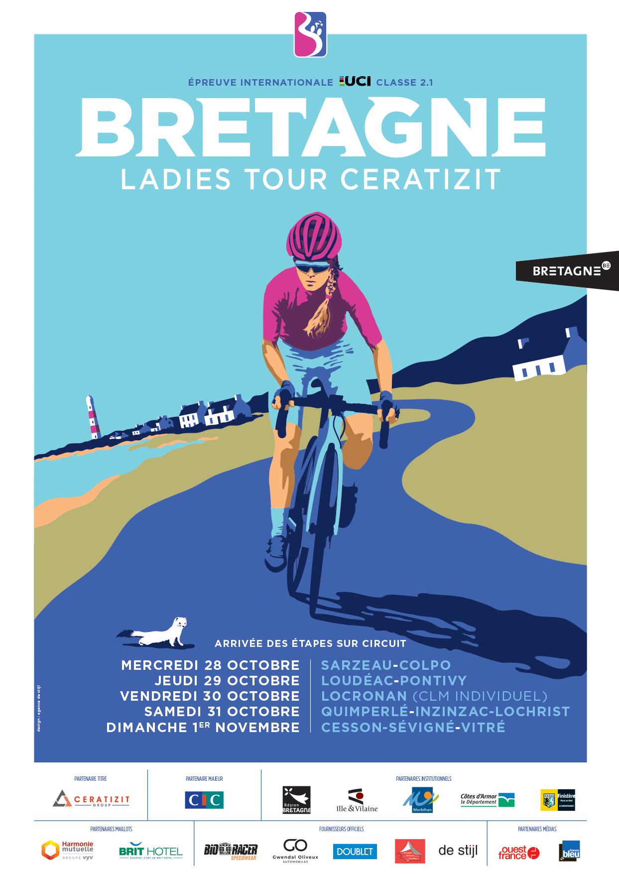 Bretagne Ladies Tour 2020
