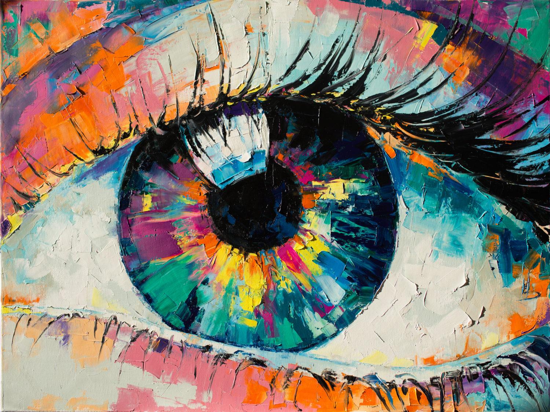Les yeux – le regard