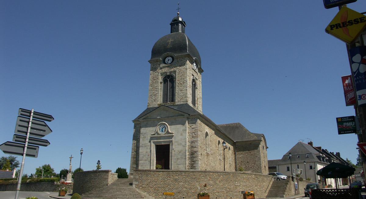 Argentre-du-Plessis